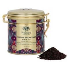 WHITTARD - Te Negro Festive Breakfast Tarro Cliptop 75 grs