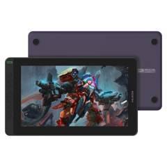 HUION - Tableta Digitalizadora Monitor Kamvas 13 Purple