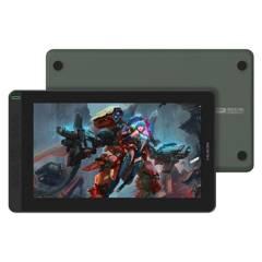 HUION - Tableta Digitalizadora Monitor Kamvas 13 Green