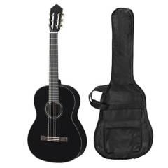 GENERICC - Guitarra Acústica Cuerda Nylon / Funda