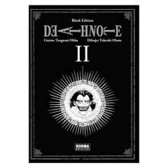 LIBRERÍA NORMA - Death Note Black Edition 02