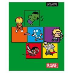 Proarte - Pack Cuaderno 10 Unidades Universitario Marvel Kawai