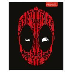Proarte - Pack Cuaderno 10 Unidades Universitario Deadpool