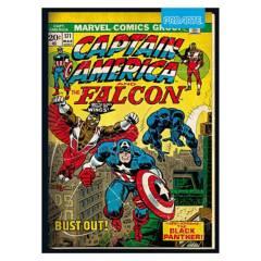 Proarte - Pack Cuaderno 6 Unidades Cuaderno Carta Marvel Comic