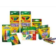 CRAYOLA - Pack Escolar Pack Escolar 7Un