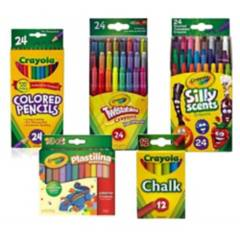 Crayola - Pack Escolar Pack Full Color