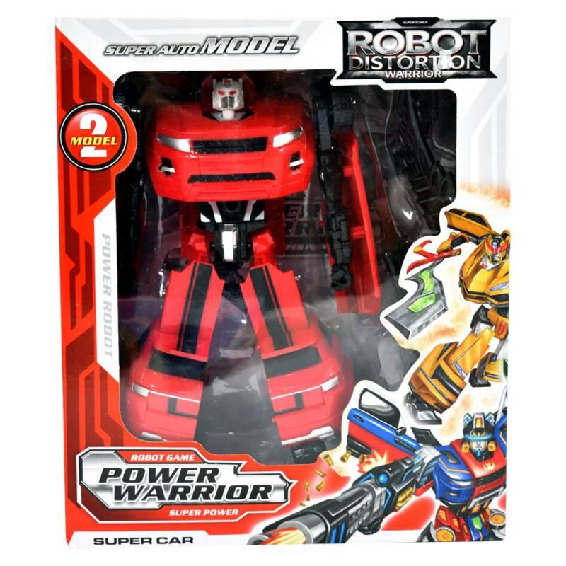ARCOIRIS - Robot Super Car 19 Cms.