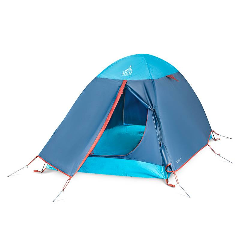 LIPPI - Carpa Oasis 2 Personas Azul