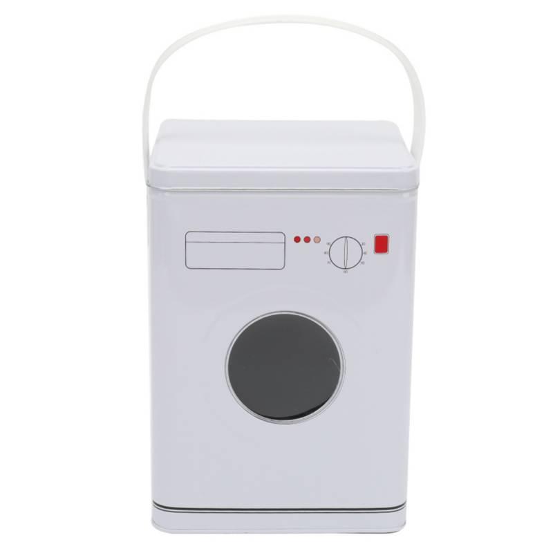 HOMEWELL CARE SERVICES - Caja Para Almacenar Detergente Diseño Lavadora