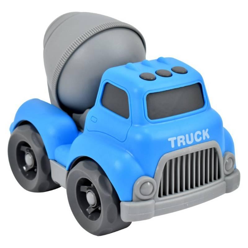 ARCOIRIS - Camión Betonera Truck 16 Cms.