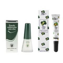 Cosmeticav - Endurecedor Uñas Acricino Química Alemana Aceite