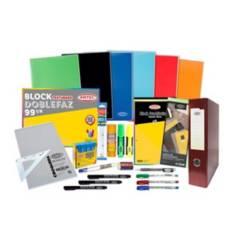 ARTE & COSTURA - Pack Escolar Media Artel