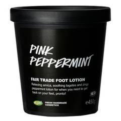 LUSH - Pink Peppermint Crema De Pies
