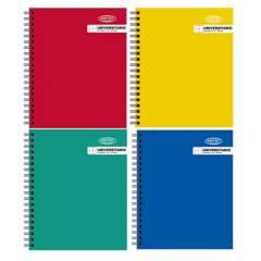 ARTE & COSTURA - Pack 4 Cuad. Universitario Tapa Lisa Artel