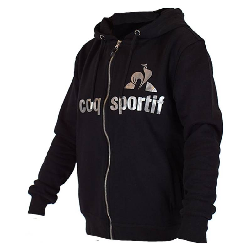 Le Coq Sportif - Poleron Con Cierre Mujer Rivoli