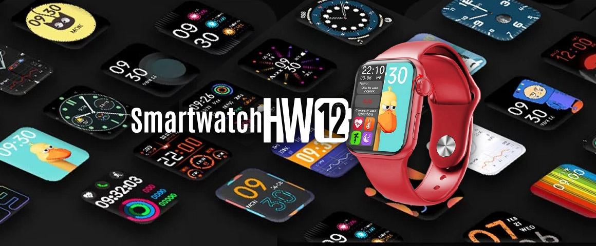 Reloj Inteligente Smartwatch HW12