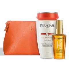 KERASTASE - Set My Beloved Nutritive 1 + Cosmetiquero Kérastase