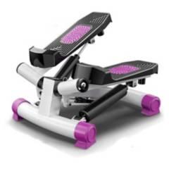MUNDO ONLINE - Maquina Escaladora Eliptica Con Bandas Lila