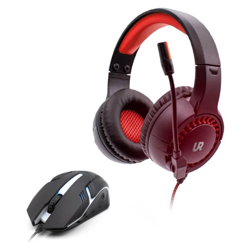URBANO DESIGN - Kit Gamer 2 En 1