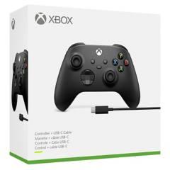 XBOX - Control Inalámbrico Xbox + Cable USB C