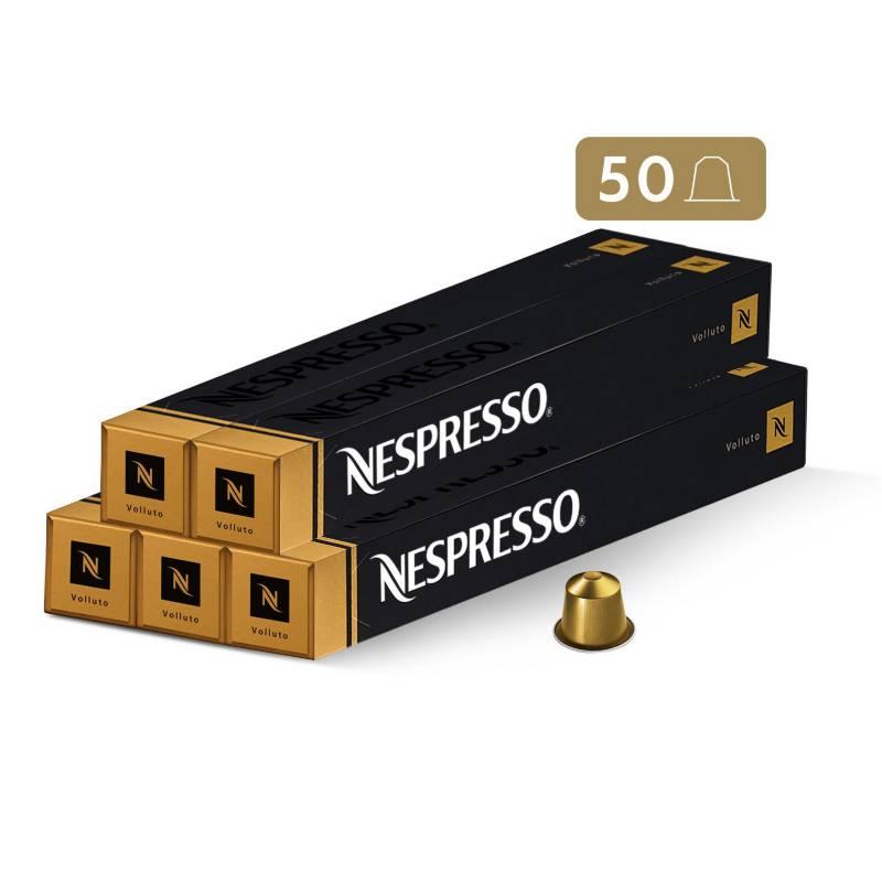 NESPRESSO - Cápsulas de Café Volluto - 50 unidades