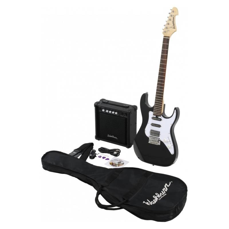 Washburn - Guitarra Electrica X15B Pakea  Washburn