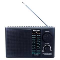 undefined - RADIO RETRO PORTATIL AM/FM/SW1 PHILCO
