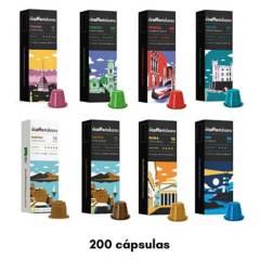 ILCAFFEITALIANO - Pack 200 Cápsulas