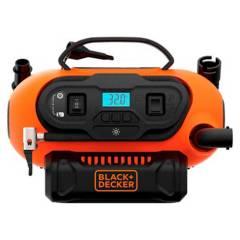 BLACK&DECKER - Inflador Inal. Multipropósito 20v