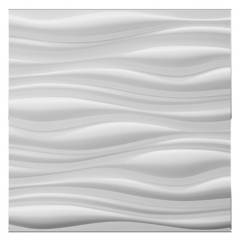 FOKUS HOME - Panel 3d Inreda - 6 paneles - 80x62.5cm -3m2