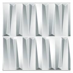 FOKUS HOME - Panel 3d GLASS - 6 paneles - 80x62.5cm -3m2