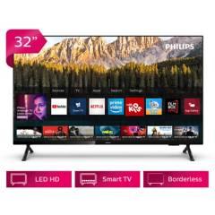 "PHILIPS - LED 32"" 32PHD6825 HD Smart TV"