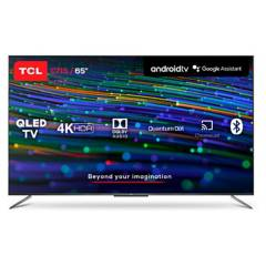 "Tcl - QLed 65"" 65C715 UHD 4K Android Smart TV-TCL"