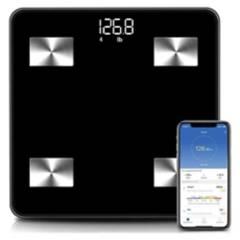 Mobilehut - Balanza De Baño Pesa Inteligente CS20N