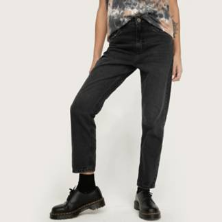 AMERICANINO - Jeans Mom Tiro Alto Mujer