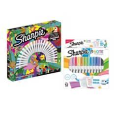 SHARPIE - Pack Ruleta Jungla Sharpie  Destacadores S Note