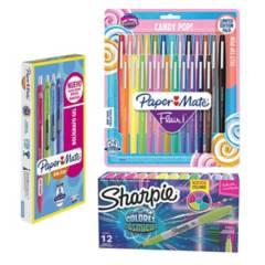 SHARPIE - Pack Regalo Mix Marcadores  Lapices Gel