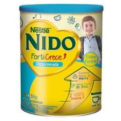 NIDO - Leche NIDO Forticrece Descremada 1440g X2 Tarros