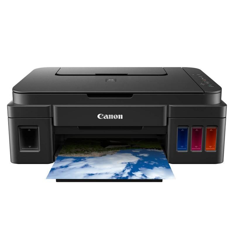 Canon - Impresora Multifuncional Canon G3110