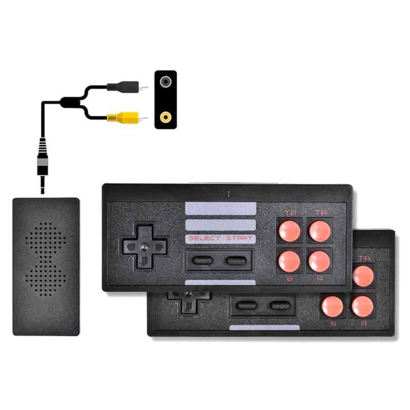 GENERICC - Consolo de Juegos Arcade - Controles Inalambricos
