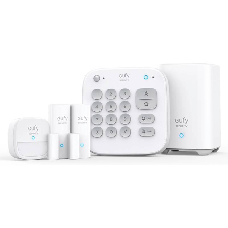 EUFY - Alarma Seguridad Kit 5 Piezas