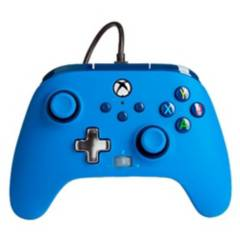 POWER A - Control Xbox One Enhanced Wired Blue