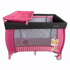 Fisher Price - Cuna pack&play fp-dixiepink