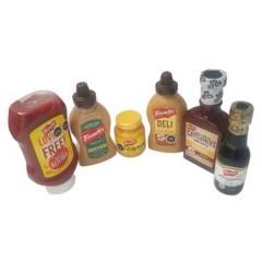 ANSON - Mostazas Ketchup y Salsas Especialidad Frenchs