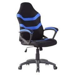 NOVAHUS - Silla Gamer Infinite Escritorio Azul