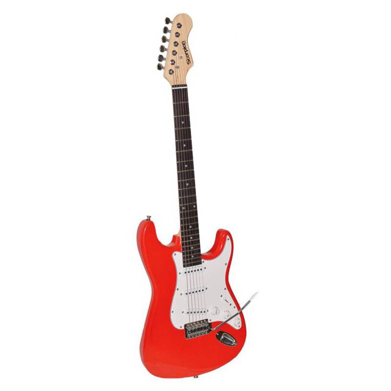 HONDO - Pack De Guitarra Electrica- Rojo