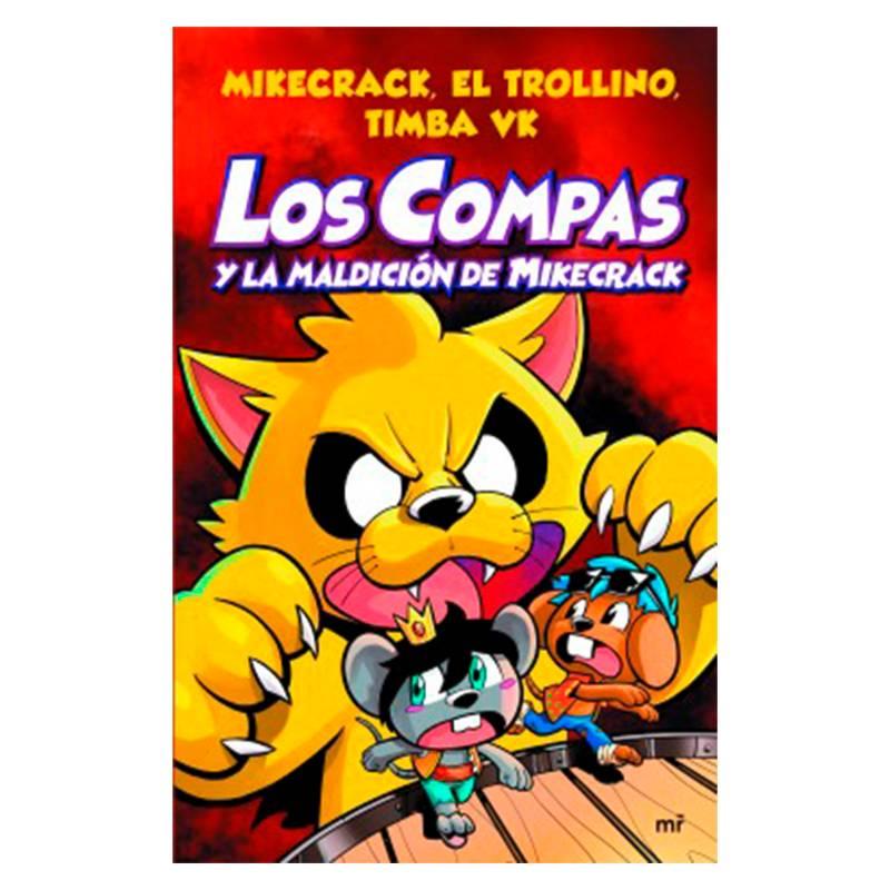 EDITORIAL PLANETA - Los Compas y la maldici d Mikecrack