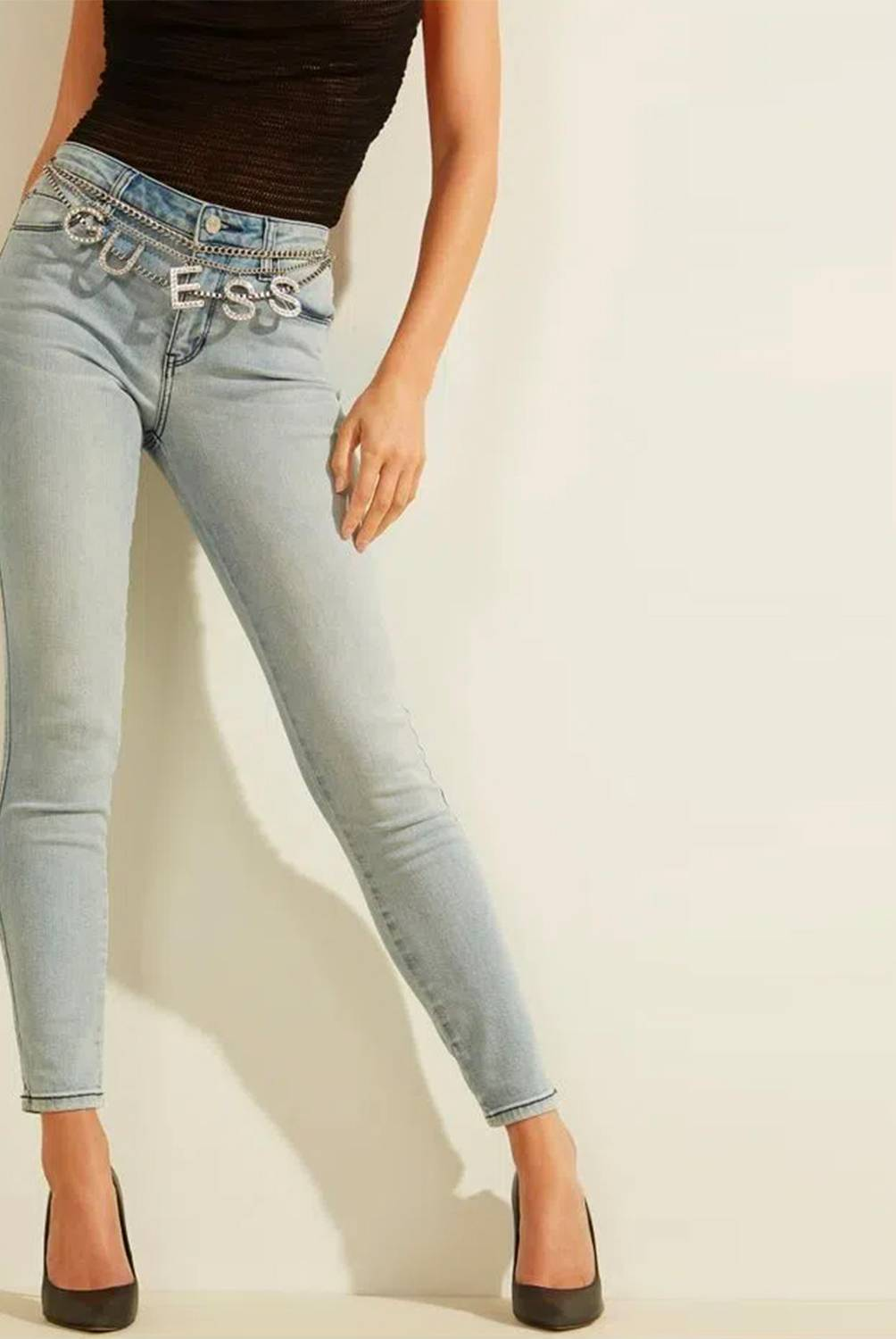 GUESS - Jeans Tight Sexy Curve Dvvg