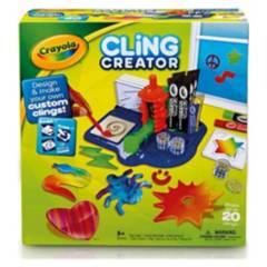Crayola - Set Arcilla - Crayola - Cling Creator