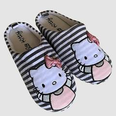HELLO KITTY - Pantuflas mujer